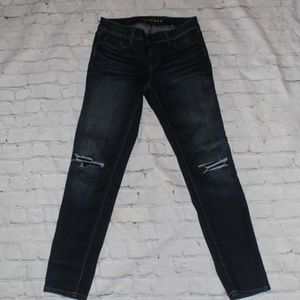 {WHBM} The Skimmer Skinny Jeans Size 2